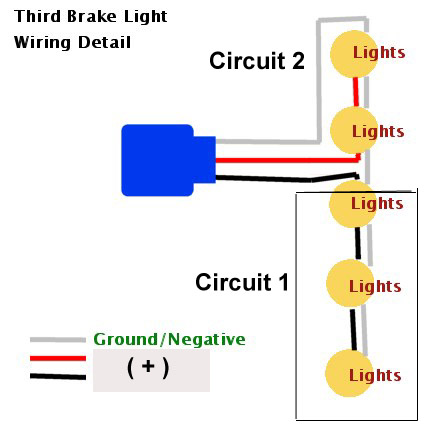 1163274 2011 Street Bob Brake Signals Wiring also Mgb Wiring Harness Diode together with Ebike furthermore Wiring Diagram For 3rd Brakelight in addition Traffic Light. on led brake lights wiring diagram